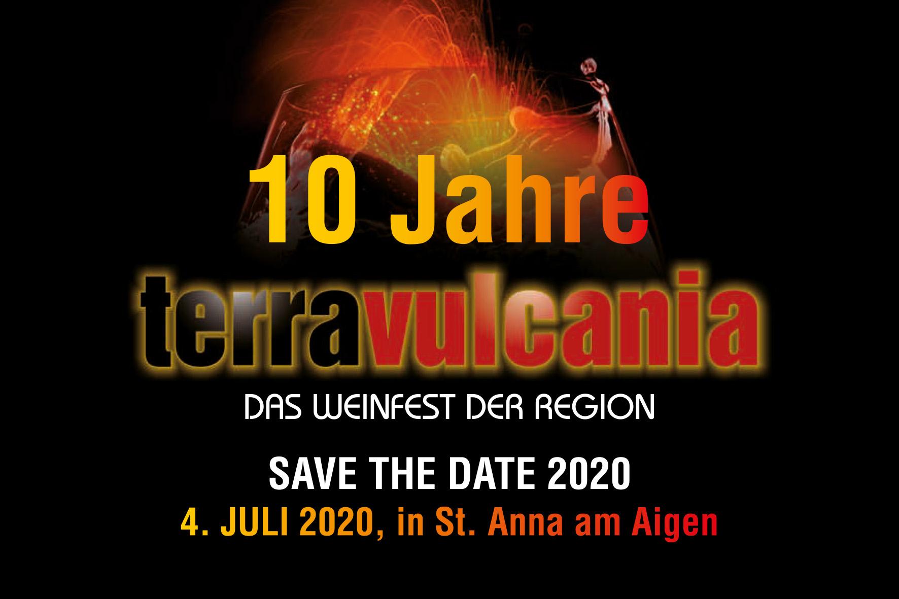 10 Jahre Terravulcania in St. Anna am Aigen