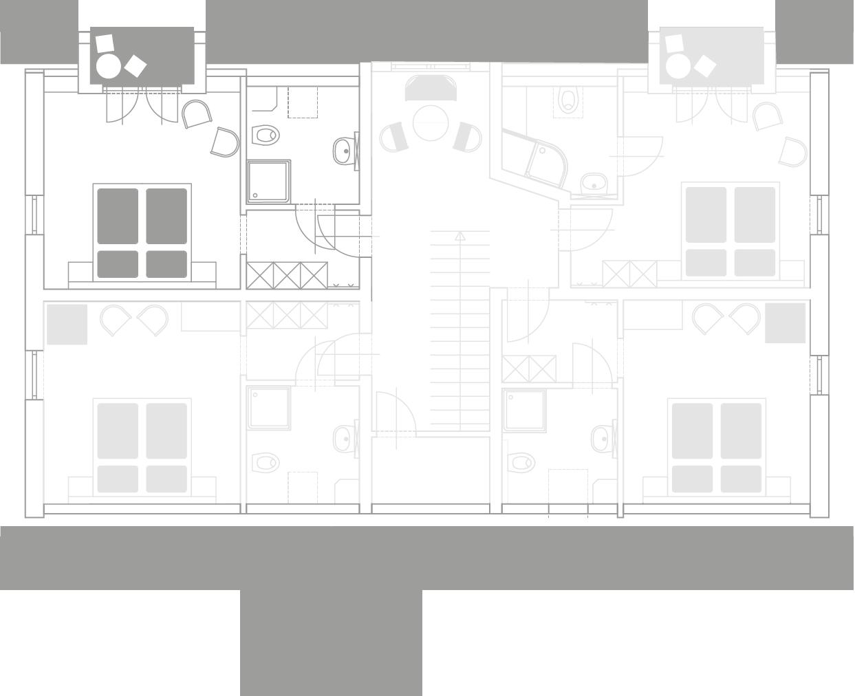 Zimmerplan - Jammdorf