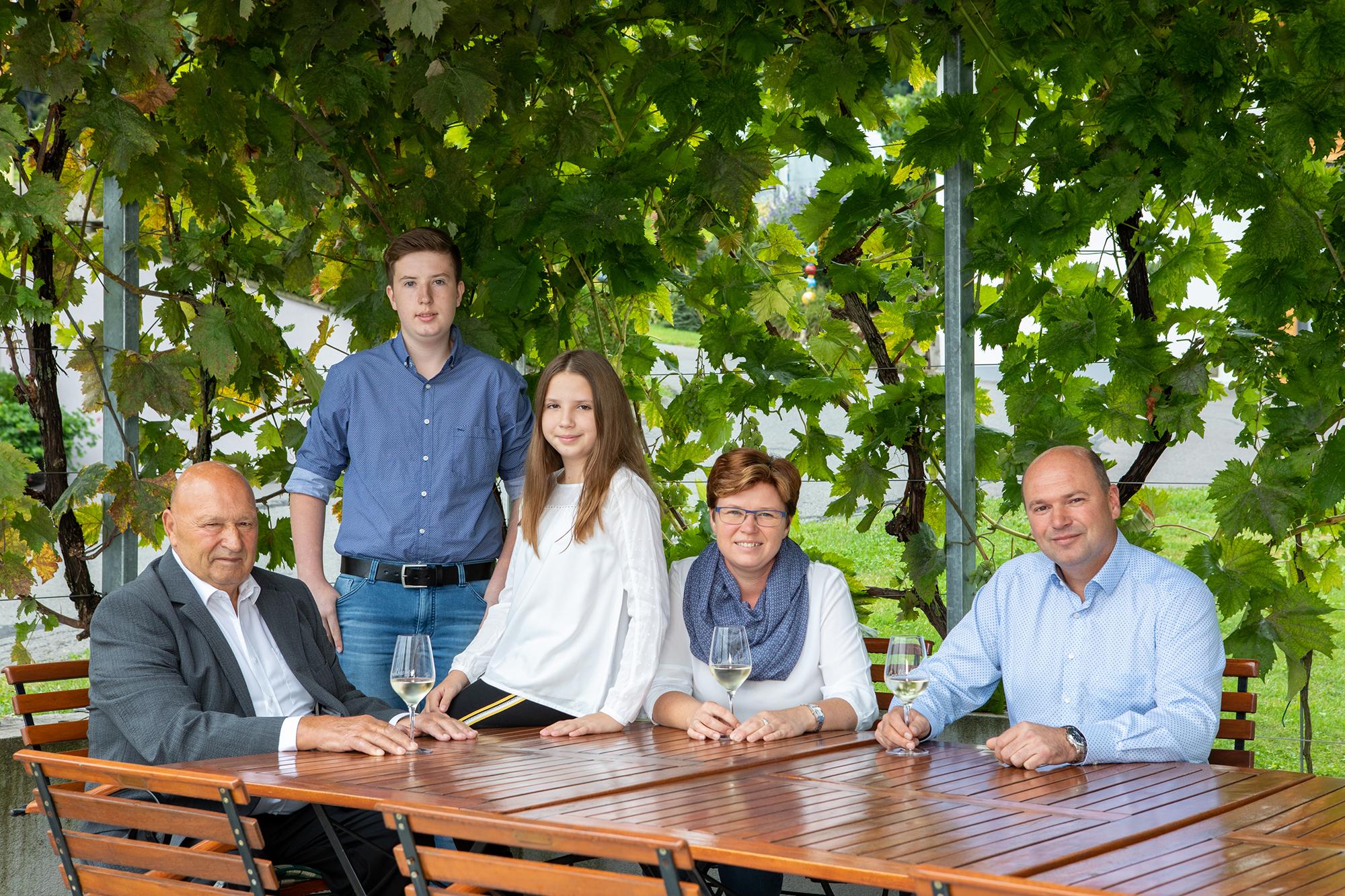 Familie Grießbacher