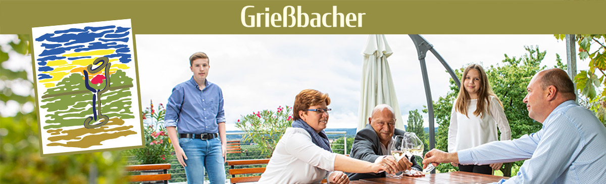 Weinbau Grießbacher - Betrieb