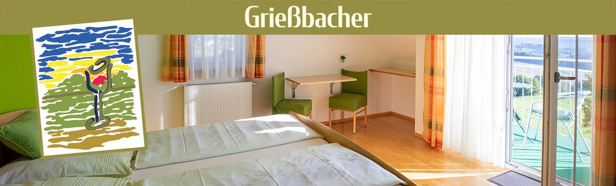 Gästezimmer Grießbacher - Jammdorf