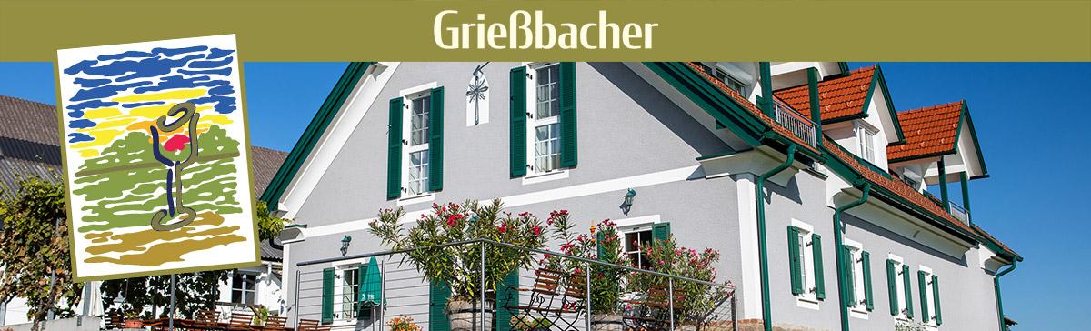 Weinbau Grießbacher - Unser Gästehaus